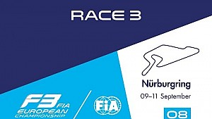 24th race of the 2016 season / 3rd race at the Nürburgring
