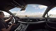 Hotlap in the new Panamera 4 E-Hybrid (360° Video)