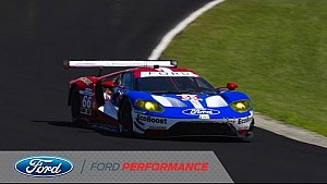 Ford GTs Reunite at Circuit of the Americas | GT | Ford Performance