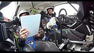 FIA ERC - Rally Liepaja  F.T. Larsen SS1