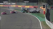 Renault Sport Trophy 2016: Spa race 1 huge crash at the start