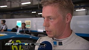 Interview - WTCC Race of China - Free Practice 1