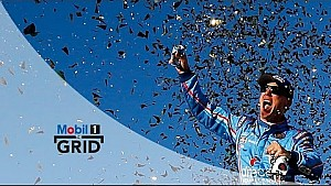 Highs & Lows – Kevin Harvick On The Chase, 2016 | Mobil 1 The Grid