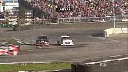 Solberg vs Hansen vs Ekstrom: Latvia RX   FIA World RX