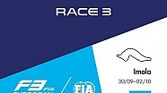 27th race of the 2016 season / 3rd race at Imola