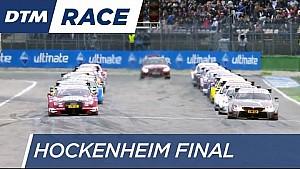 Start Race 1 - DTM Hockenheim Final 2016