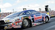 NHRA Pro Stock Jason Line clinches top spot in Texas