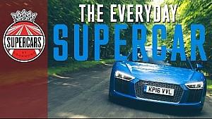 Audi R8: The Everyday Supercar