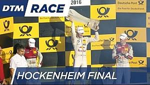 Wittmann celebrates! - DTM Hockenheim Final 2016