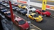 Pilota Ferrari Around the World Korea Completed With Great Success