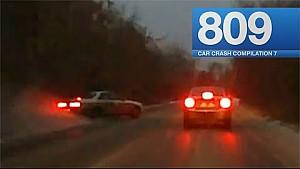 Car Crash Compilation # 809 - October 2016