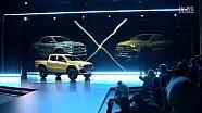 梅赛德斯·奔驰X级概念车发布会现场