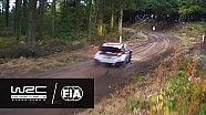 Wales Rally GB 2016: Highlights Shakedown