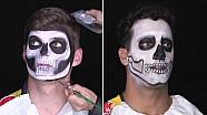 Transformação zumbi de Ricciardo e Verstappen