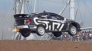 600 HP Subaru STI - Rallycross Supercar Hot Lap!