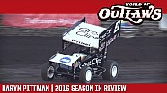 Daryn Pittman | 2016 Season In Review