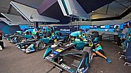 Il nuovo garage del team NextEV NIO