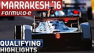 Marrakesh 2016 Qualifying Highlights - Formula E