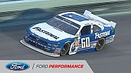 Chris Buescher Relives 2015 First Place Win at Ford Championship Weekend | NASCAR | Ford Performance