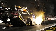 Jack Beckman posts the second quickest run in NHRA history