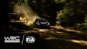 Rally Australia 2016: HIGHLIGHTS Stages 6-9
