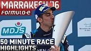 Marrakesh ePrix 2016 (50 Minute Highlights) - Formula E