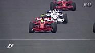 F1围场最特殊的关系 — 马萨和斯梅德利