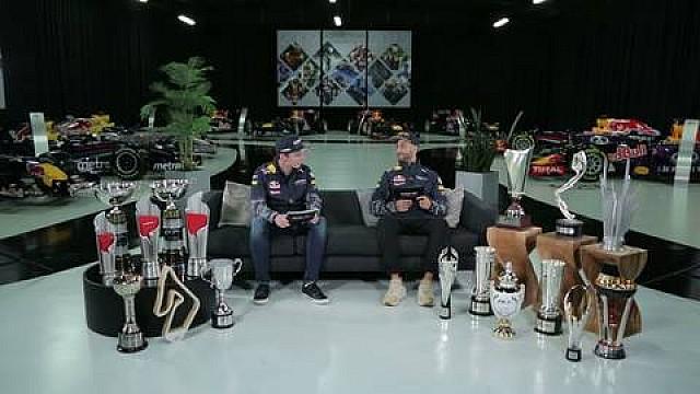 Formule 1 Terugblik met Max Verstappen
