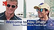 Showdown In Abu Dhabi - Abu Dhabi Grand Prix - Sauber F1 Team