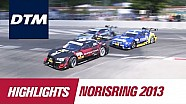 DTM Norisring 2013 - Highlights