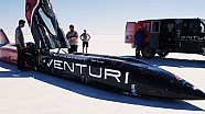 Venturi's Land Speed Record Attempt - Formula E