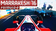 Unseen Onboards: Marrakesh Edition - Formula E