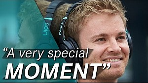 What was F1 Champion Nico Rosberg's favourite race?