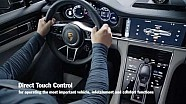 The new Panamera – Porsche Advanced Cockpit