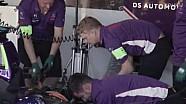 Formula E-马拉喀什站山姆·伯德赛车修复全程