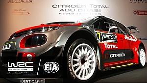 Rallye Monte-Carlo 2017: CITROËN Racing Unveil