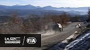 Rallye Monte-Carlo 2017: Stages 11-13 Highlights
