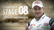 Dakar 2012 - Marc Coma - Stage 8