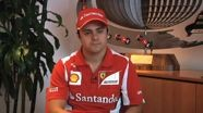 Scuderia Ferrari 2012 - Singaporean GP Preview - Felipe Massa