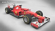 F1 carbon chassis for the new limited edition Ferrari – technical video