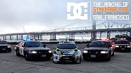 DC SHOES: GYMKHANA FIVE; THE MAKING OF.