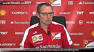 Bahrain Grand Prix - Stefano Domenicali, about race