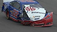 NASCAR Kansas extended race highlights
