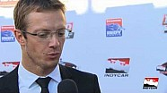Sebastien Bourdais on the Red Carpet