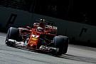 Räikkönen cree que la calificación pudo haber sido mucho peor