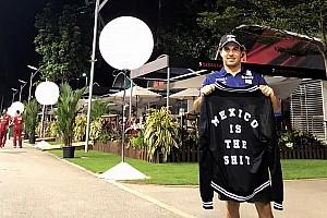 Pérez extrañará el GP de Malasia