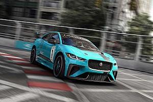 Formula E Breaking news Jaguar luncurkan seri pendukung Formula E