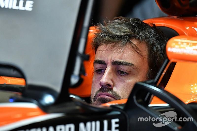 'McLaren no merece a un piloto como Alonso', por Nira Juanco