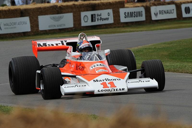 """Rudy van Buren met """"old-school F1-beest"""" naar Goodwood Festival"""