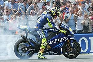 MotoGP Top List Las mejores imágenes de la carrera de Valentino Rossi